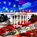 Ww2 Usa White House by Ruahan Van Staden