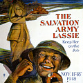 Wwi Poster by Granger