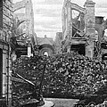 Wwi, Ruins Of Arras Cathedral by Science Source