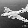 Wwii, Boeing B-17 Flying Fortress, 1940s by Science Source