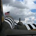 Douglas C-47 Skytrain 1 by Marta Robin Gaughen