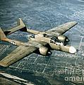 Wwii, Northrop P-61 Black Widow, 1940s by Science Source