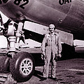 Wwii, Paul Tibbetts, Usaf Officer by Science Source