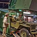 World War 2 Willys Jeep by Tony Baca