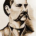 Wyatt Earp by Gary Wonning