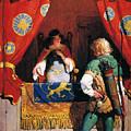 Wyeth: Robin Hood & Marian by Granger