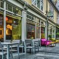 Wyndham Arcade Cafe 3 by Steve Purnell