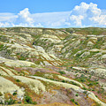 Wyoming Badlands by Ray Mathis