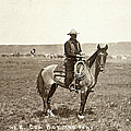 Wyoming: Cowboy, C1883 by Granger