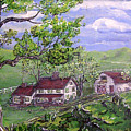 Wyoming Homestead by Phyllis Mae Richardson Fisher