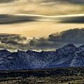Wyoming II by Chuck Kuhn
