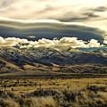 Wyoming Ix by Chuck Kuhn