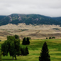 Wyoming Landscape 51a by James Stewart