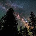 Wyoming Milky Way by Darren White