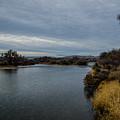 Wyoming Morning River by James Stewart