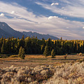 Wyoming Scenery One by Bob Phillips