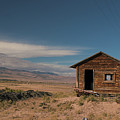 Wyoming Shack by Grant Groberg