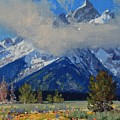 Wyoming Summer by Lanny Grant