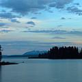 Wyoming Sunset by Linda Kerkau