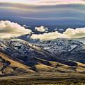 Wyoming Vi by Chuck Kuhn
