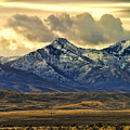 Wyoming Vii by Chuck Kuhn