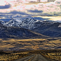 Wyoming Viii by Chuck Kuhn