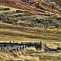 Wyoming X by Chuck Kuhn