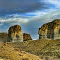 Wyoming Xi by Chuck Kuhn