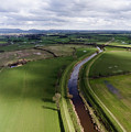 Wyre From The Air by Russell Millner