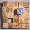 X Blocks by Scott Norris