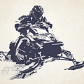X Games Snowmobile Racing 2 by Stephanie Hamilton