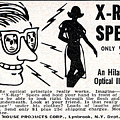 X-ray Specs $1.00 by Reinvintaged