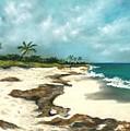 Xcaret - Mexico - Beach by Anastasiya Malakhova
