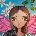 Xenia Fairy by Jaz Higgins
