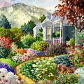 Xeriscape Garden by Anne Gifford