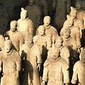 Xian Terracotta Warriors by Patrick Hoenderkamp