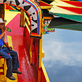 Xochimilco by Skip Hunt
