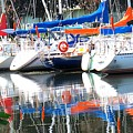 Yachts At Rest by Ian  MacDonald