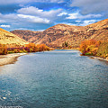 Yakima River by Penny Miller
