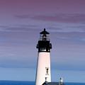 Yakuina Head Lighthouse Li201 by Mary Gaines