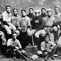 Yale Baseball Team, 1901 by Granger