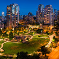 Yaletown In Vancouver by Alexis Birkill