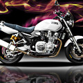 Yamaha by Carl Shellis