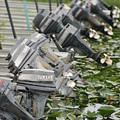 Yamaha Outboards by Rob Hans