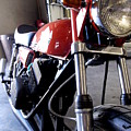 Yamaha Rd350 IIi by James Granberry