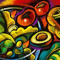 Yammy Salad by Leon Zernitsky