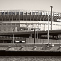 Yankee Stadium    1923  -  2008 by Daniel Hagerman