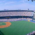 Yankee Stadium Ny Yankees V. Tampa by Panoramic Images