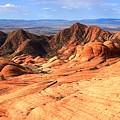 Yant Flat Candy Cliffs Panorama by Adam Jewell