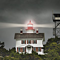 Yaquina Bay Lighthouse by John Christopher